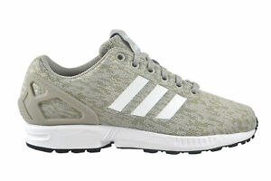 Torsion Grau Zx Flux Black By9424 Schuhe Sneaker Details Zu Adidas Sesame White OlXZiuwTPk