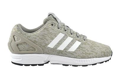 Adidas ZX Flux sesame white black Torsion Schuhe Sneaker grau BY9424 | eBay