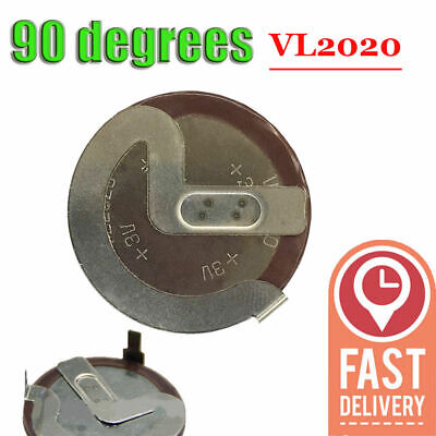 2x Genuine Vl2020 Battery For Bmw Mini Remote Key Fob E46 X3 X5 Z4 For Panasonic 710328129344 Ebay
