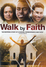 NEW Sealed Christian Drama WS DVD! Walk by Faith (Dominyck McCargo, Trina Brown)