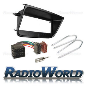 Peugeot-406-Stereo-Radio-Fascia-Facia-Panel-Fitting-KIT-Surround-Adaptor