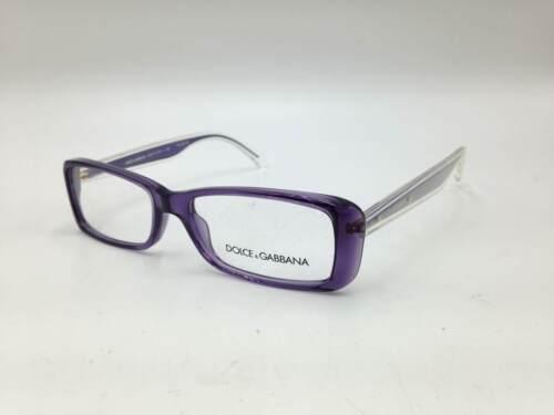 $350 Dolce /& Gabanna Womens Purple Eyeglasses Frames Glasses Optical Lenses 3142