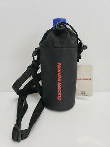 Genuine-Honda-Racing-Insulated-Water-Bottle-Holder-Carrier-Black-Japan-HTF-A921