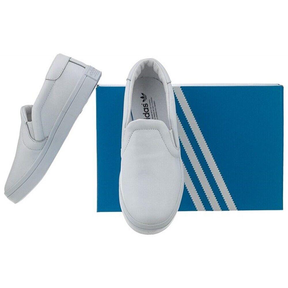 Women's Adidas CourtVantage Slip Ons trainers - S75166