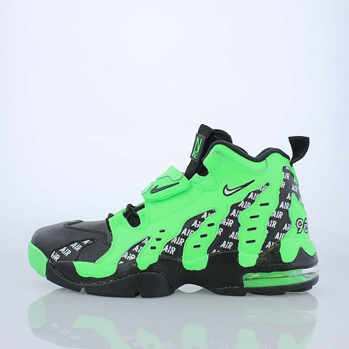 Nike Air DT SZ Max '96 SOA SZ DT 11.5 Rage vert noir blanc AQ5100-300 2d101f