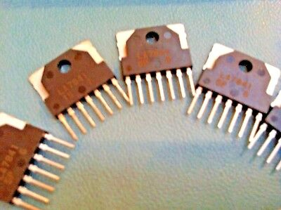 STK792-110 LOT OF 2 Vertical Deflection Output Heat Sink Compound By SANYO