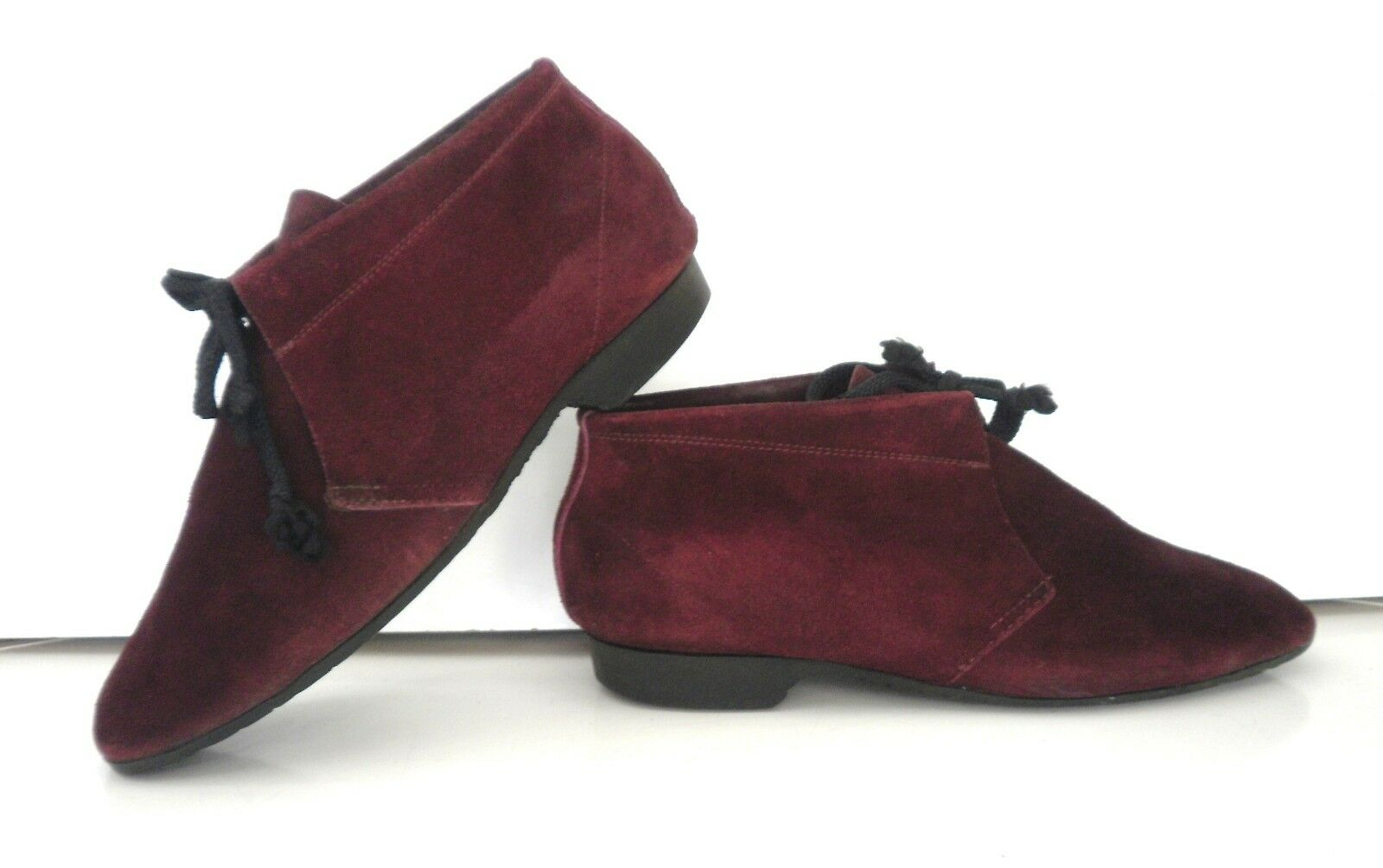 Moda barata y hermosa Descuento por tiempo limitado Damen Schnürschuhe Boots AMICA 60er made 60´s made italy TRUE VINTAGE Halbschuhe