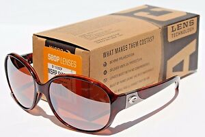 4c86d91a0323 Image is loading COSTA-DEL-MAR-Blenny-580P-POLARIZED-Sunglasses-Womens-