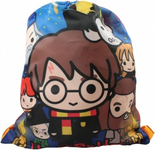 Official Harry Potter Hogwart Friends Charms Character Trainer Gym Swim Bag