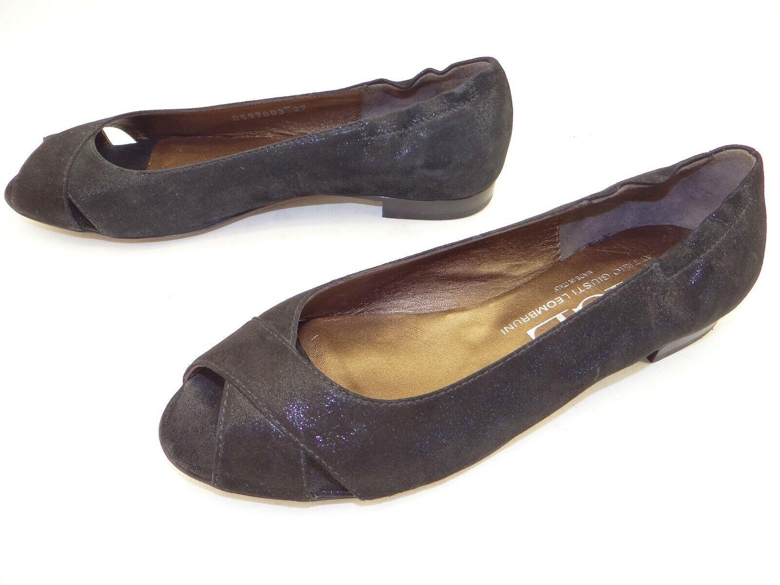 AGL Attilio Giusti Leomblaufi Damänner Sandalen Ballerinas Schuhe Slipper Gr. 37 Neu