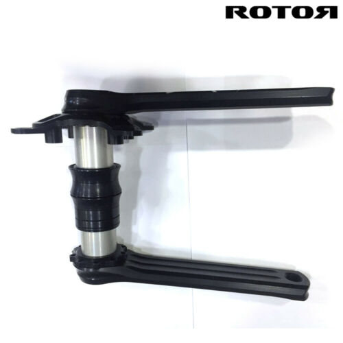 ROTOR 3D XC3 TRIPLE CHAINRING CRANKSETS for XC-MTB CLEARANCE