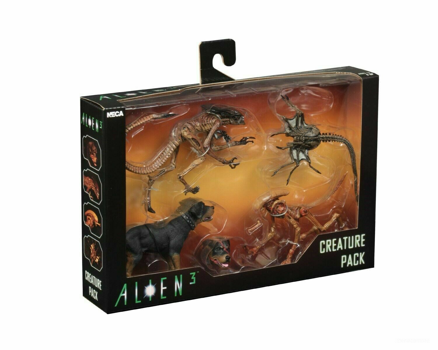 NECA ALIENS 3 creatura Accessorio Pack