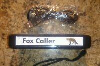 Fox caller