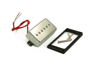KENT-ARMSTRONG-P90-WPU900C-VC-CHROME-HUMBUCKER-HOT-VINTAGE-NECK-BRIDGE-oder-SET