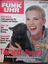 FUNK UHR 18 - 1997 ** TV: 3.-9.5. Eva Habermann Alida Gundlach