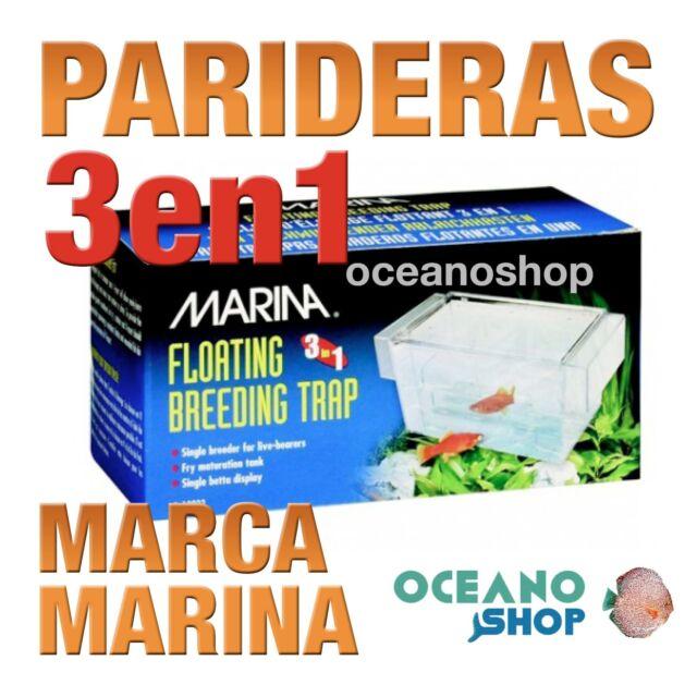 Paridera 3 en 1 MARINA FLOTANTE PARA CRIA O AISLAR PECES ESPECIAL BETTAS ACUARIO