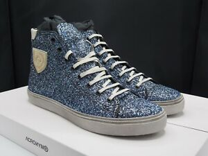 Saint Laurent Bedford Glitter Sneaker
