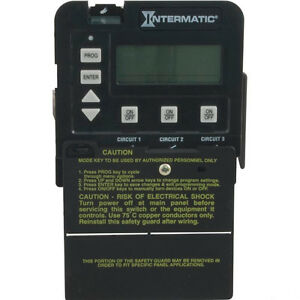 Intermatic Timer P1353me Digital Replacement For T104m