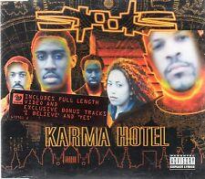 SPOOKS - KARMA HOTEL (3 tracks plus video, CD single)