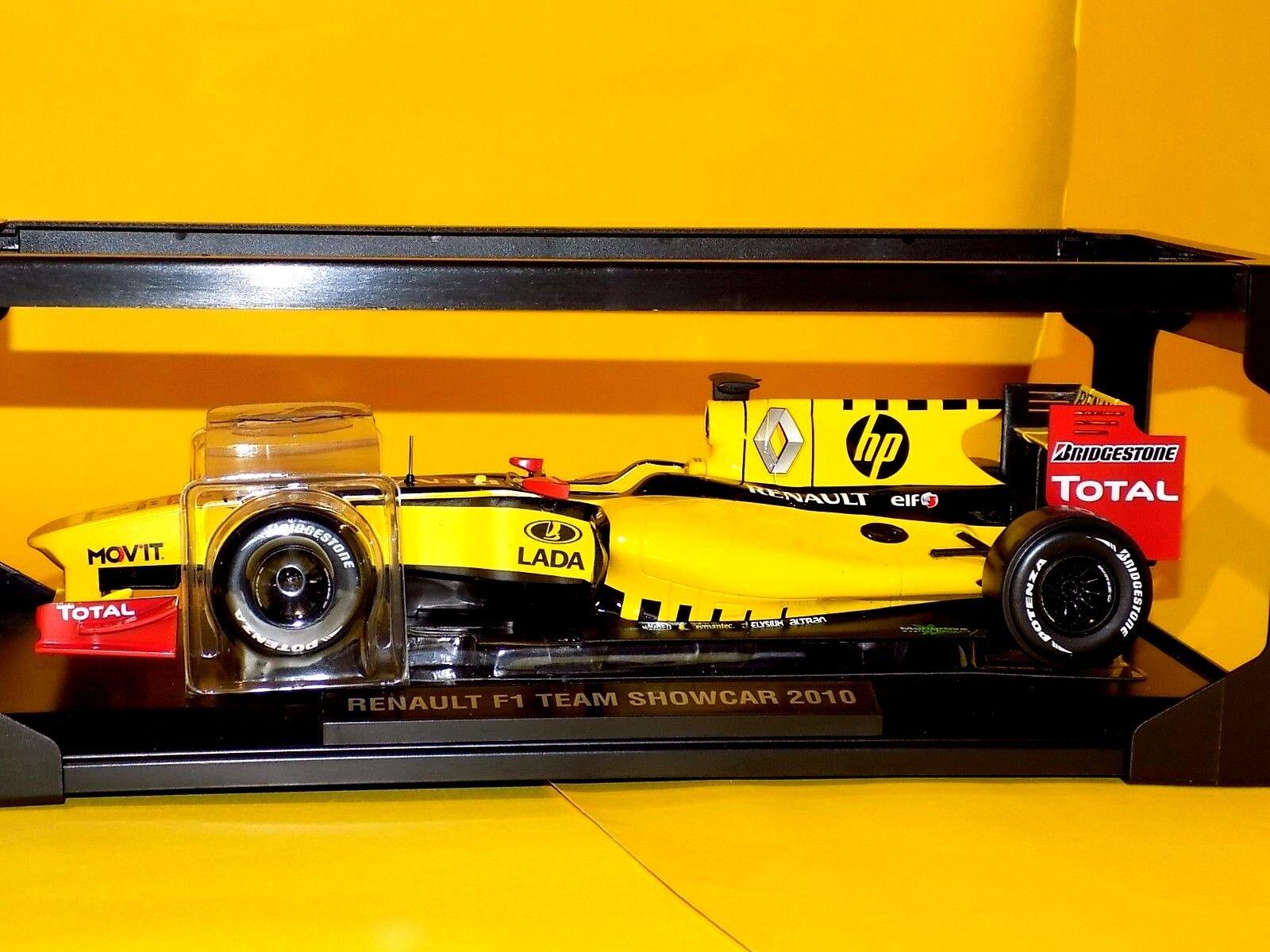 Renault F1 Team Showcar NOREV  185119  1 18