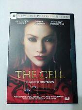 THE CELL (DVD, 2000, Platinum Series)
