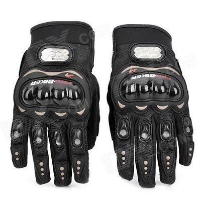 Pro biker Gloves - Bike / Motorcycle / Cycle Riding Gloves Biker Gloves