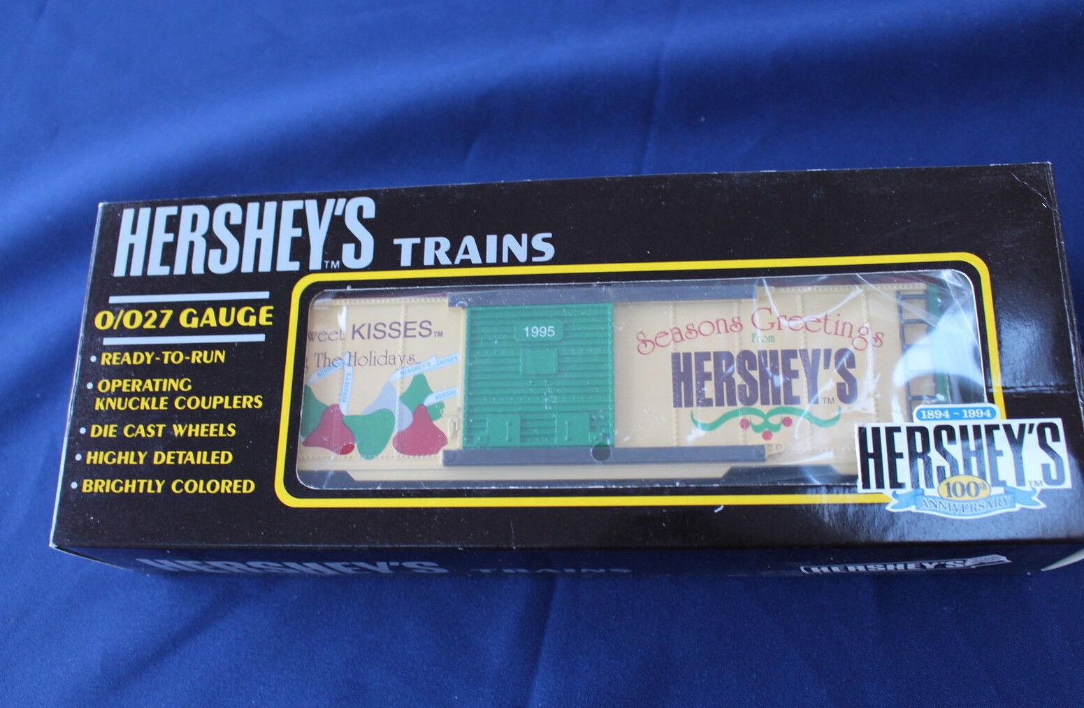 1995 K-Line  K646709 Hershey's Navidad 1995 coche de caja L3067
