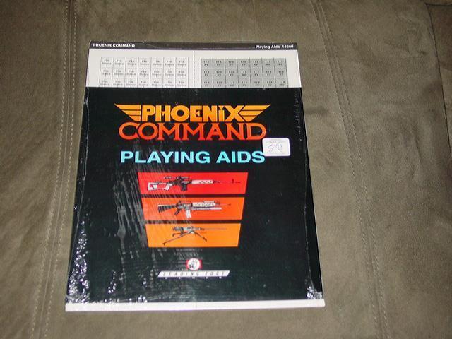 Phoenix - kommando - aids - spielen   14200  - spitze spielen