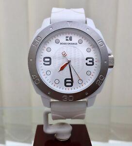 f91bc9c70c31 La imagen se está cargando Nuevo-Genuino-HUGO-BOSS-Disenador-Reloj-Boss- Orange-
