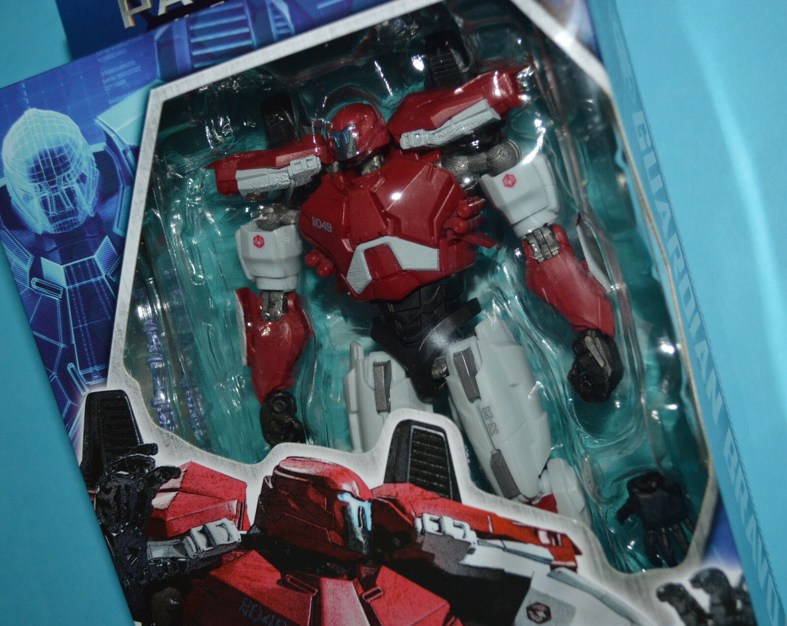 Official Bandai Pacific Rim Uprising Robot Spirits Figure Guardian Bravo (b)