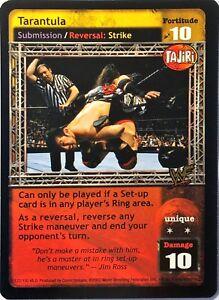 Raw Deal CCG Royal Rumble Set Cards