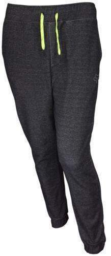 Heather Black Fox Racing Mens Lateral Sweat Pants