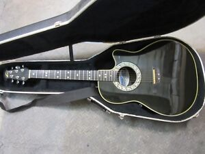 Ovation-acoustic-electric-guitar-model-1862-custom-balladeer-with-hard-case