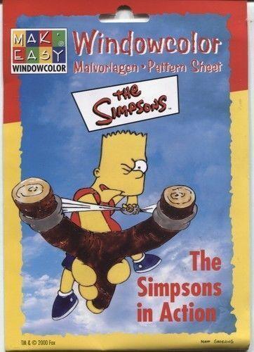 Verschiedene Autoren - The Simpsons in Action