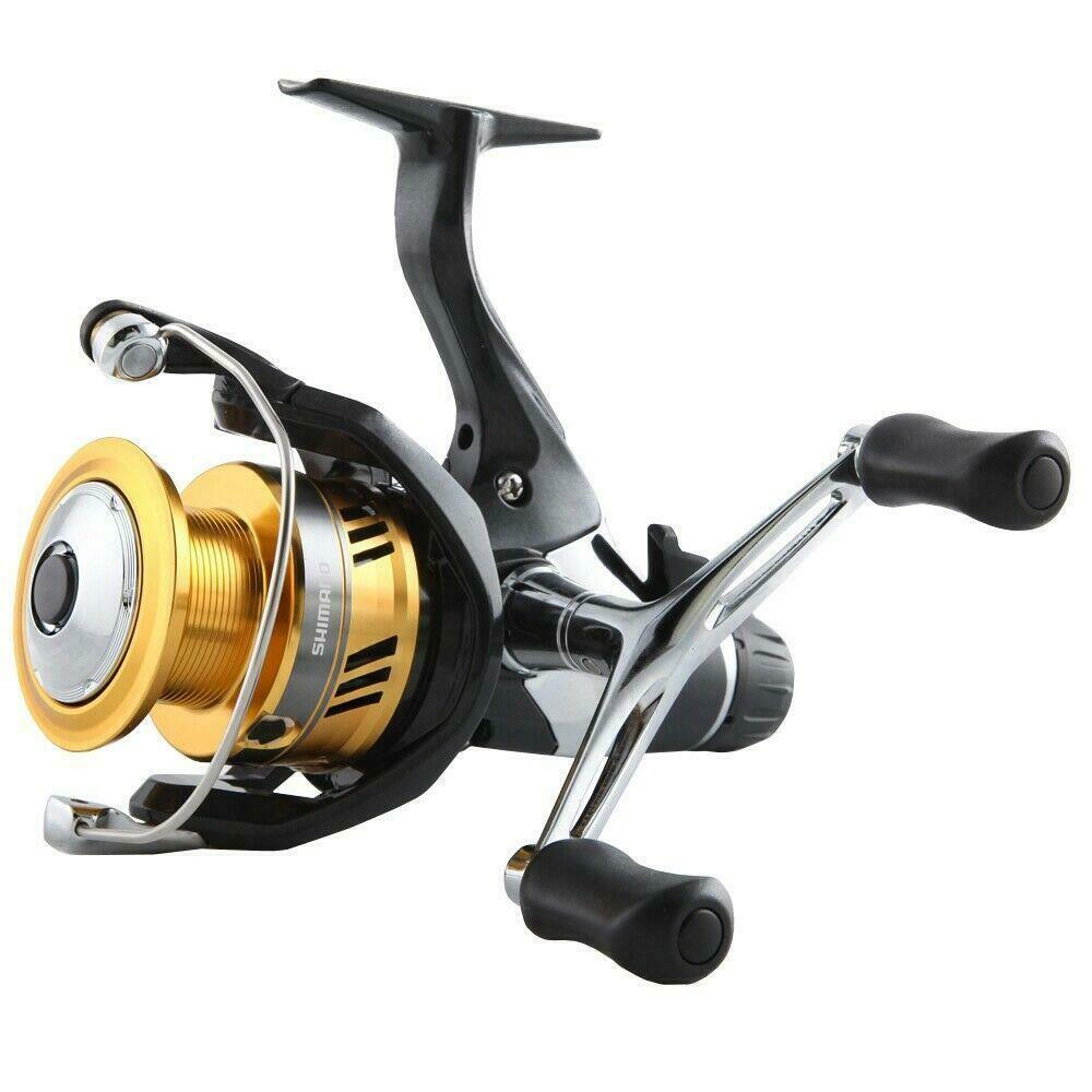 SHIMANO Sahara 2500 DH RD leichte Spinnrolle mit Kampfbremse by TACKLE-DEALS !!!