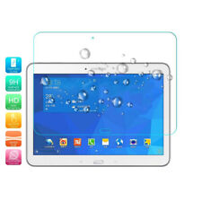 KIQ Tempered Glass Screen Protector for Samsung Galaxy Tab 4 10.1 T530, 0.30mm Smooth Edge Case-Friendly 9H Hardness Anti-Scratch Self-Adhere