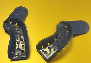 LibéRal 12 Pack Plastique Porte-empreintes, Supérieur Droit Fig.7, Stock Clearance-afficher Le Titre D'origine