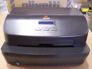olivetti pr2 plus printer pr2plus lcd passbook ebay
