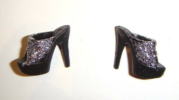 Barbie Size Stylish Shoes/Heels For Model Muse Doll sh36