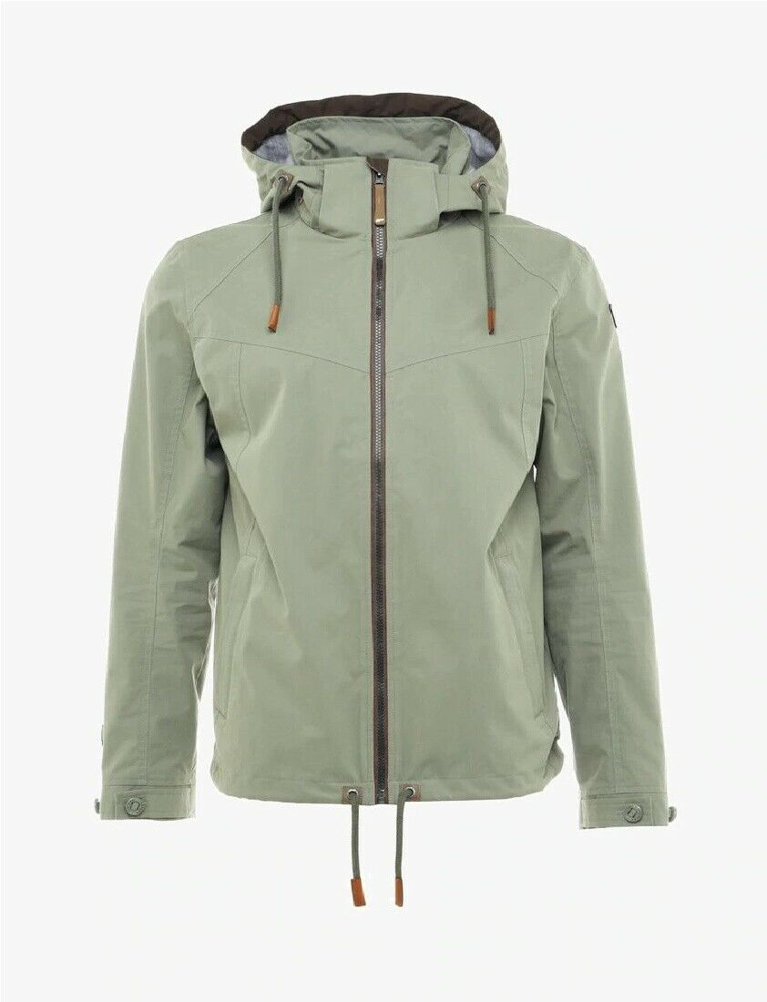 Icepeak inglés función chaqueta  señores impermeable capucha de quita y pon nuevo PVP 139,95  muchas sorpresas