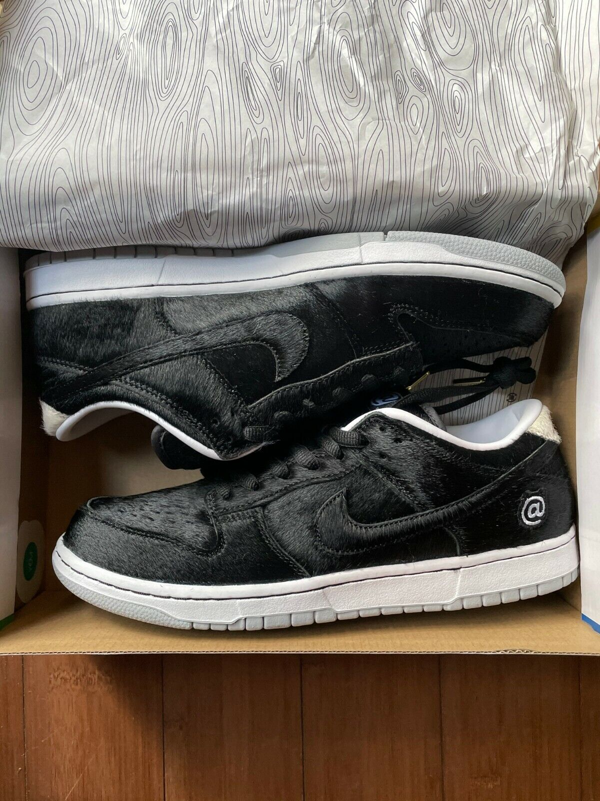 Medicom Toy x Nike SB Dunk Low [Deadstock] - Be@rbrick UK 10 / US 11 - NEW