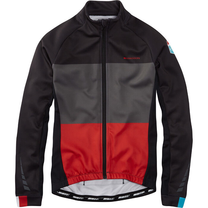 Madison Sportive hommes manche longue thermal roubaix jersey