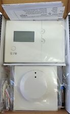 Wireless Room Thermostat RF Stat with Stand Digital Screen TWR Non Programmable
