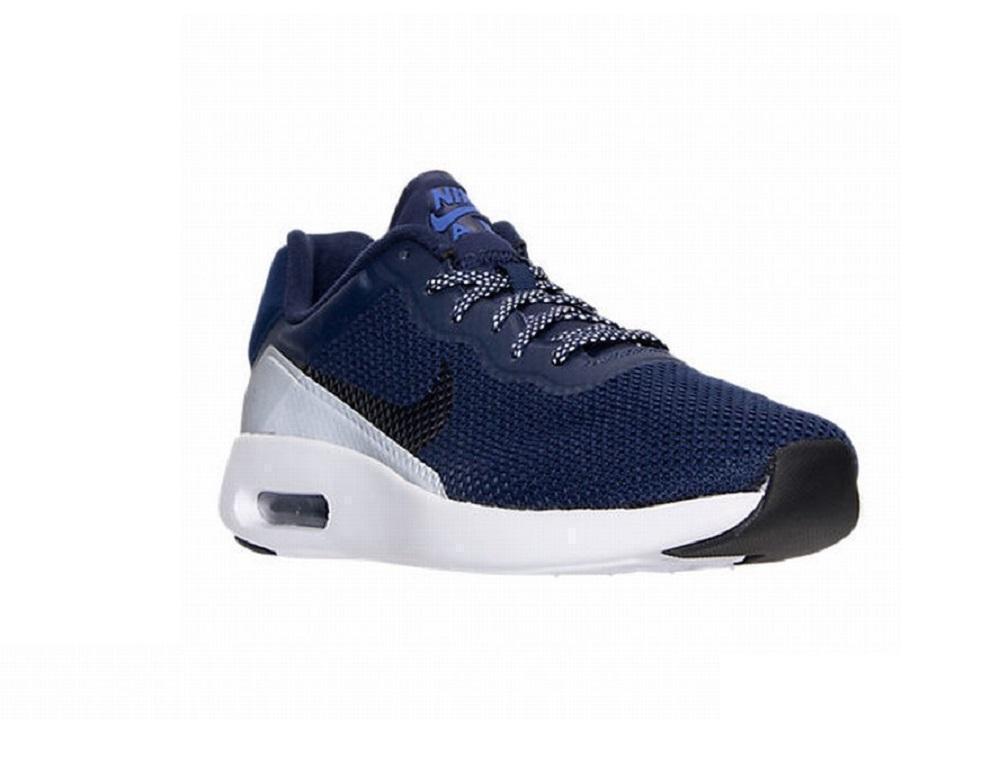 Nike air max uomini moderni se scarpe blu / bianco, sz 11 844876 402