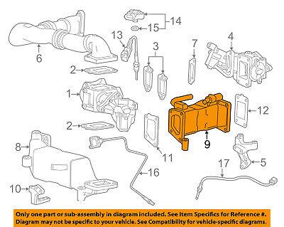 2014 silverado engine diagram 2011 2014 silverado sierra lml duramax diesel egr  lml duramax diesel egr