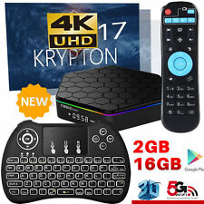 T95Z Plus S912 2GB+16GB Octa Core Android 6.0 TV Box 5Ghz WIFI+Backlit Keyboard