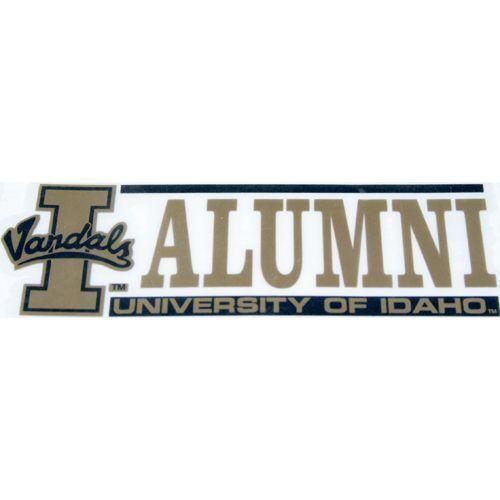 "Idaho Vandals University College NCAA Car Bumper Vinyl Sticker Decal 3.6/""X5/"""