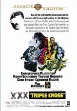 TRIPLE CROSS - (1967 Christopher Plummer) Region Free DVD - Sealed