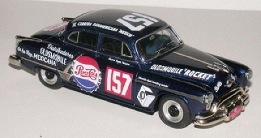 Kit Oldsmobile 88  157 157 157 Piero Taruffi Panamericana 1952 - Tron Models kit 19043c