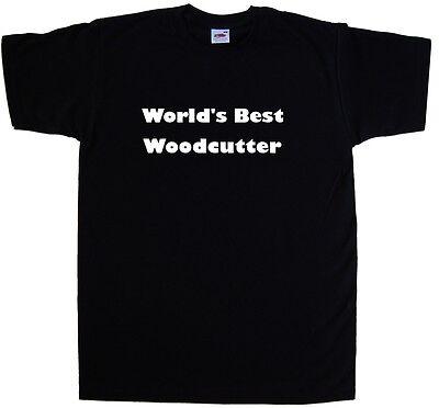World/'s Best Woodcutter Kids T-Shirt